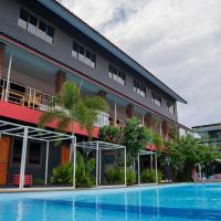 P.U. Inn Resort, отель в Аюттхае