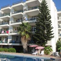 Antalya Sea View Apartments Hotel, отель в Финике