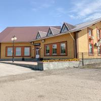 Комплекс Тройка, отель в городе Zarechenskiy