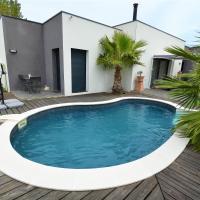 Vacances plage piscine privée, hotel in Le Grau-d'Agde