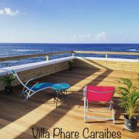 Villa PHARE CARAÏBES, hotel in Le Moule