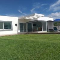 Hermosa Villa con Alberca en Tepeojuma Puebla