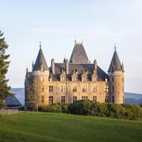 Castle Froidcour, hotel in Stoumont