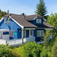 Blå huset, hotel in Porsgrunn