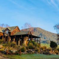 Mountain Grass Lodge (2 bedroom), hotel em Tawonga
