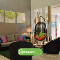 Champion Hotel (SG Clean, Staycation Approved), готель у Сінгапурі