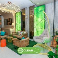 Champion Hotel City (SG Clean, Staycation Approved), hotel en Singapur