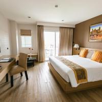 Adelphi Pattaya, отель в Паттайе (Центр)