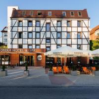 Hotel Horeka – hotel w mieście Ełk