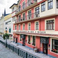 Hotel Drei Hasen, hotel v Mariazelli