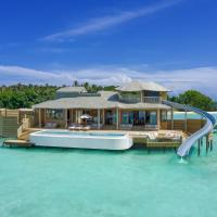 Soneva Fushi, hotel in Baa Atoll