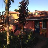 Pousada Vista Verde, hotel em Cunha