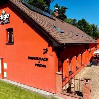 Penzion Prestige Tennis Park, hotel v Frýdku Místku