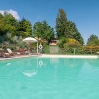 Villa La Ginestra con piscina privata
