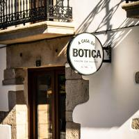 A Casa da Botica, hotel in Samos