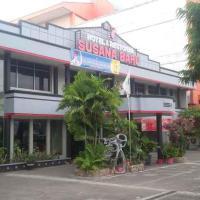 hotel susana baru, hotel in Tegal