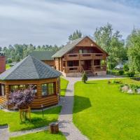 Дом для отпуска Родная Усадьба, отель в городе Кротово