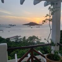 Hospedaje Turistico Vista Mar, hotel in Taboga