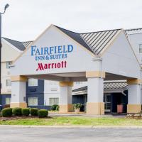 Fairfield Inn & Suites by Marriott Nashville at Opryland, hotel in Opryland Area, Nashville