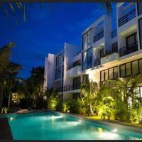 Bahia Principe Departamento C212, hotel en Chacalal