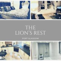THE LION'S REST - BOUTIQUE APARTMENT SUITE.