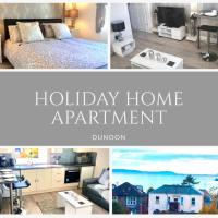 DUNOON - TOWN CENTRE HOLIDAY HOME APARTMENT
