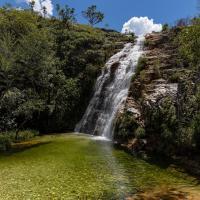Pousada Cachoeira Lagoa Azul, hotel in Capitólio