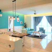 Jazz Suites Apartment, hotel in Tanjong Tokong