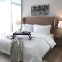 Marina Residence Canal View, hotel in Durrat Al Bahrain