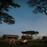 Siringit Serengeti Camp by Mantis