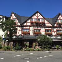 Hotel Garni Maaß, Hotel in Braubach