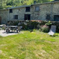 Grange rénovée, Pyrénées Ariégeoises