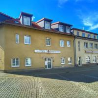 Wehrstedter Hof, отель в городе Хальберштадт