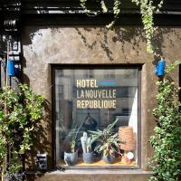 Hôtel La Nouvelle République, hotel v Paríži