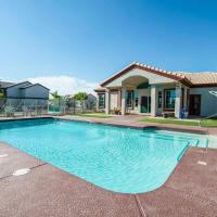 213- 2BR Apartment in Coolidge, AZ w pool, gym, hotel in Coolidge