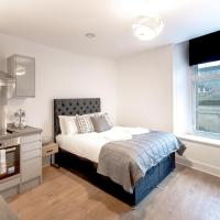 Chic Apartment in Dundee near The McManus Museum