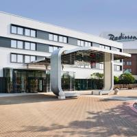 Radisson Hotel and Conference Centre London Heathrow, hotel near London Heathrow Airport - LHR, Hillingdon