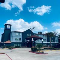 Captain Inn and Suites Seabrook-Kemah, hotel in Seabrook