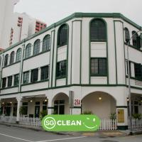 Footprints Hostel, Singapore (SG Clean)