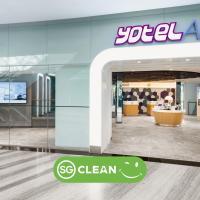 YOTELAIR Singapore Changi Airport (SG Clean), hotel near Changi Airport - SIN, Singapore