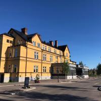 Orsa Järnvägshotell, hotel in Orsa