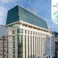 Elite World Istanbul Hotel, hótel í Istanbúl
