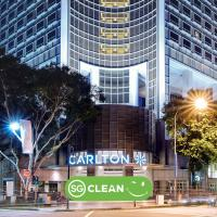 Carlton Hotel Singapore (SG Clean), hotel in Singapore