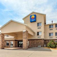 Comfort Inn Greeley, hotel in Greeley