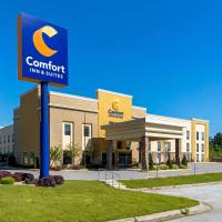 Comfort Inn & Suites Macon, hotel in Macon