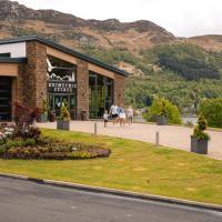 Drimsynie Estate Hotel, hotel in Lochgoilhead
