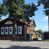 Дом литейщика Никуличева с баней