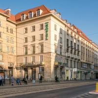 Hotel Polonia Centrum, hotel in Wrocław