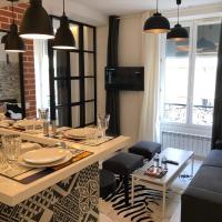 Appartement Hainaut Paris XIXème