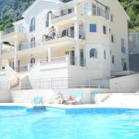 Wonderful 2 bedroom With Beautiful Views apartments in Kotor Vista, hotel Kotorban